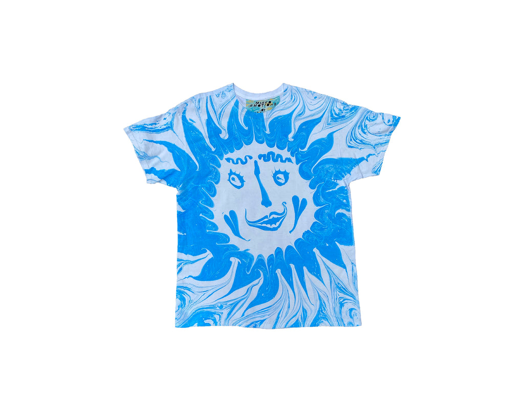 Mixed Emotions T - XL (Blue)