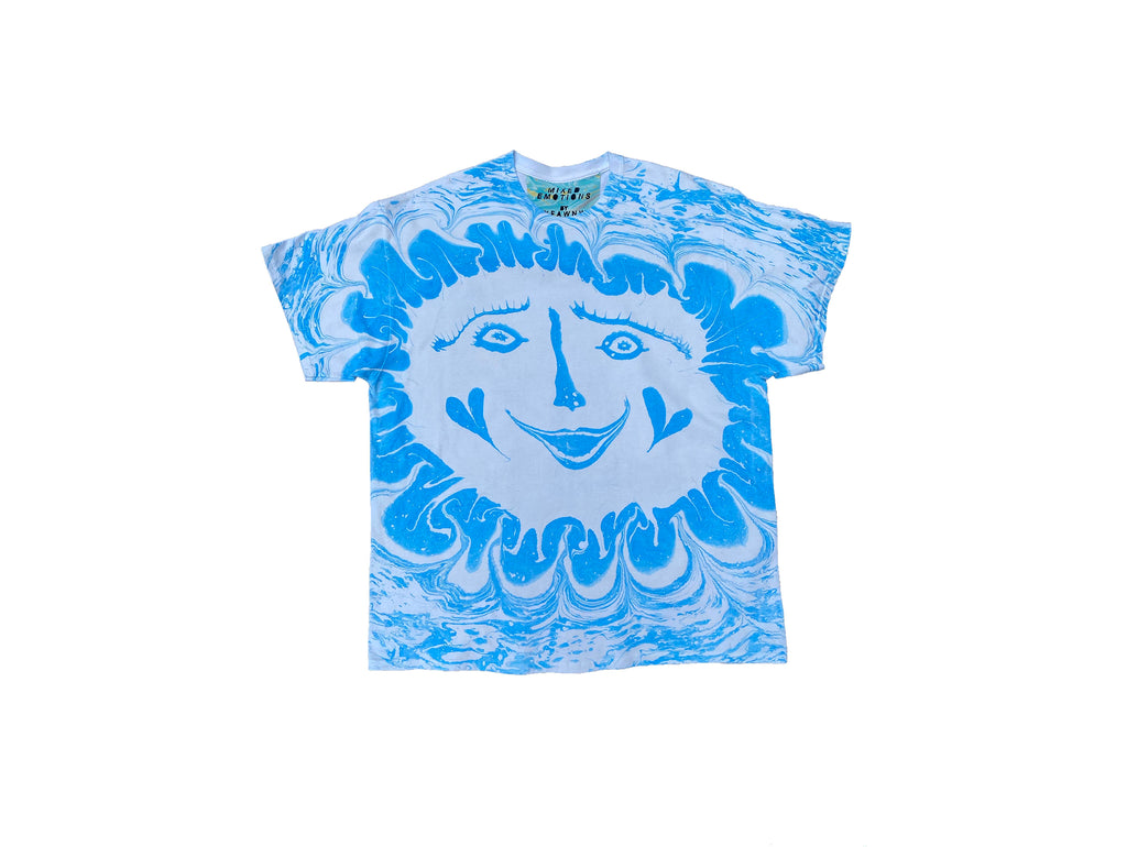 Mixed Emotions T - XXL (Blue)