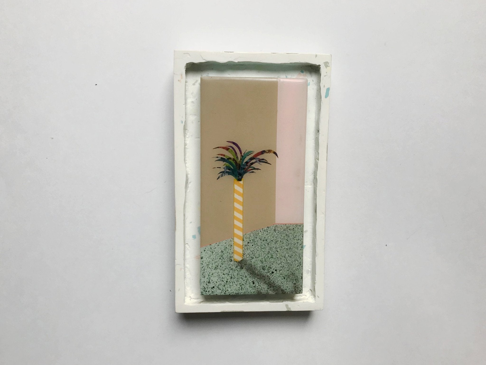 Mini Tropical Painting