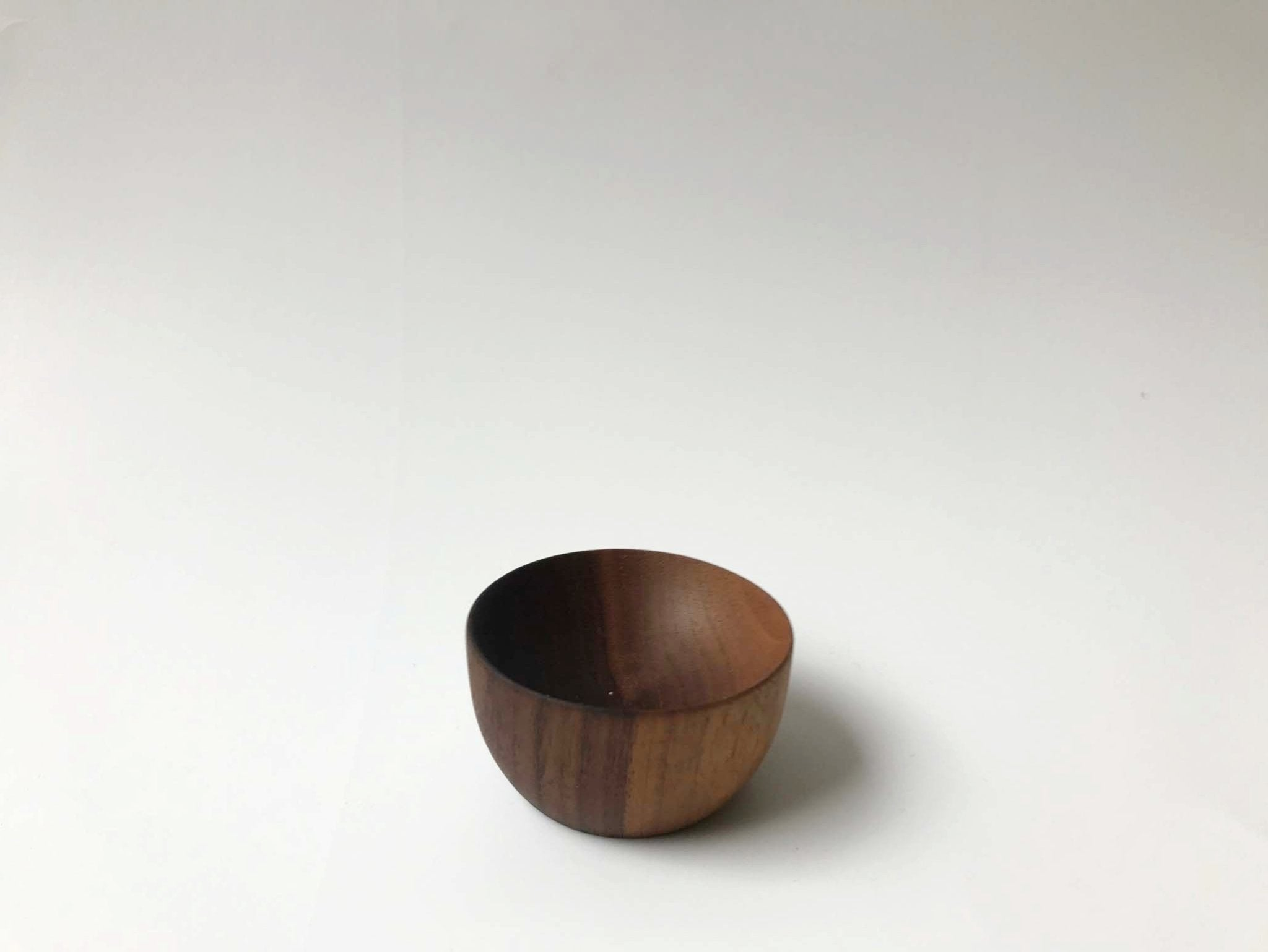 Small Wooden Dishes