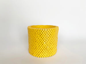 Yellow Segment Planter