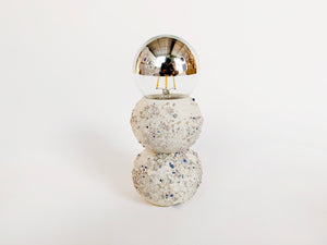Small Double Bubble Rubble Lamp