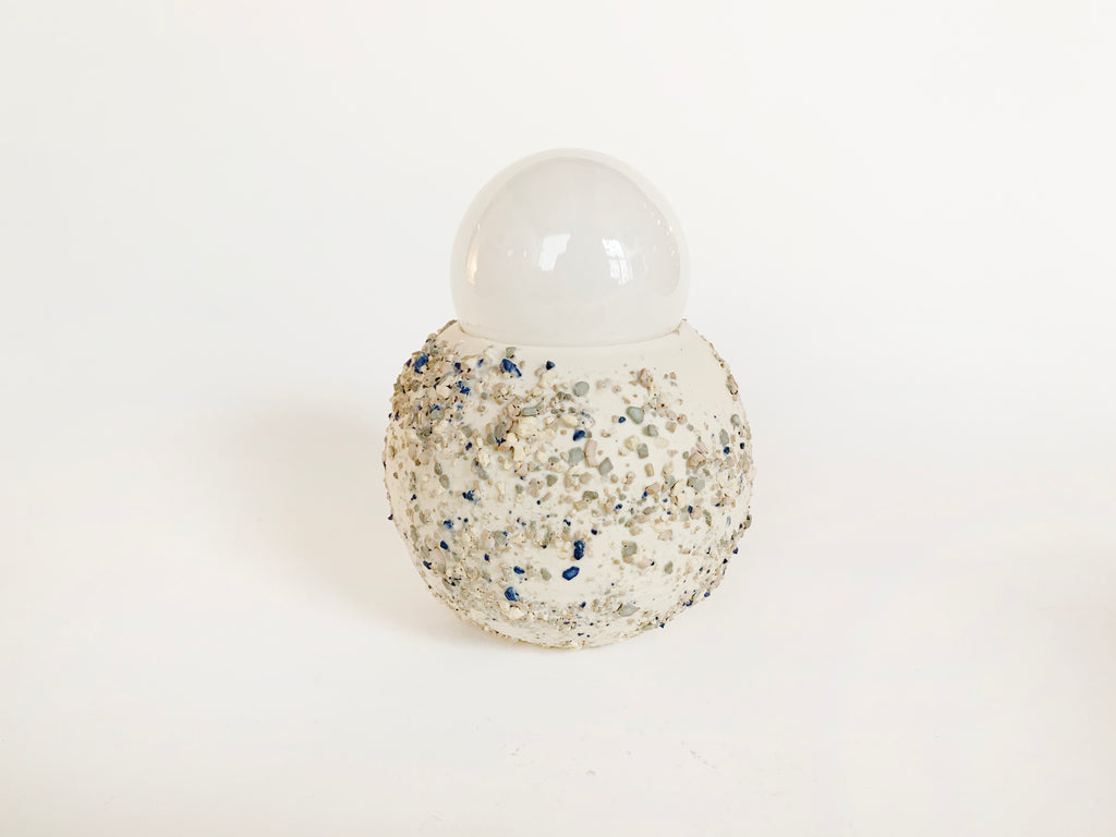 Single Double Bubble Rubble Lamp