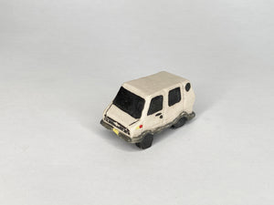 1980 White Chevy G20 Van