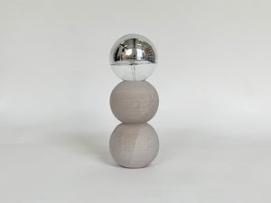 Large Double Bubble Lamp