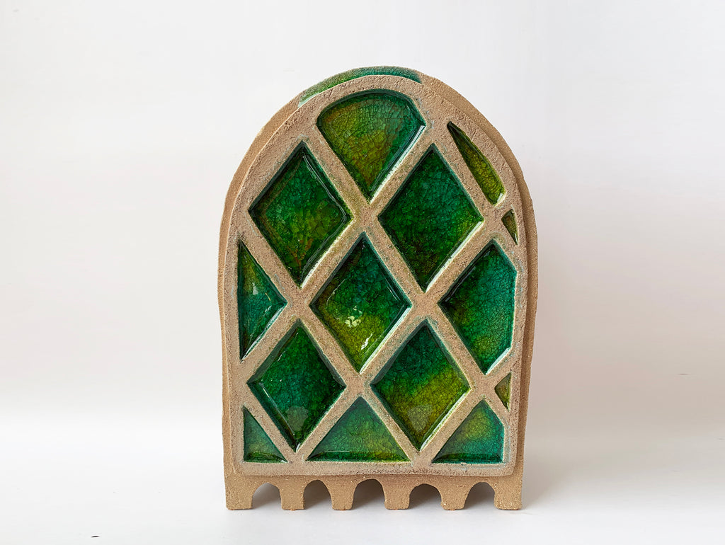 Doorway Tudor Vase