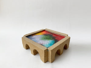 Square Bridge Tray