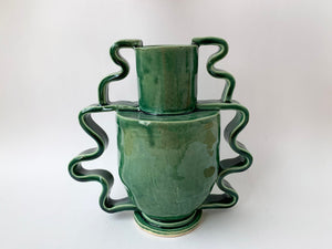 Double Stretch Vase