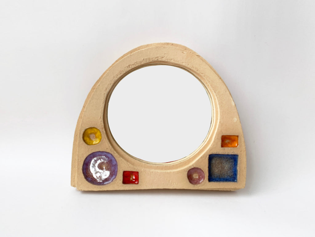 Lunette Wall Mirror