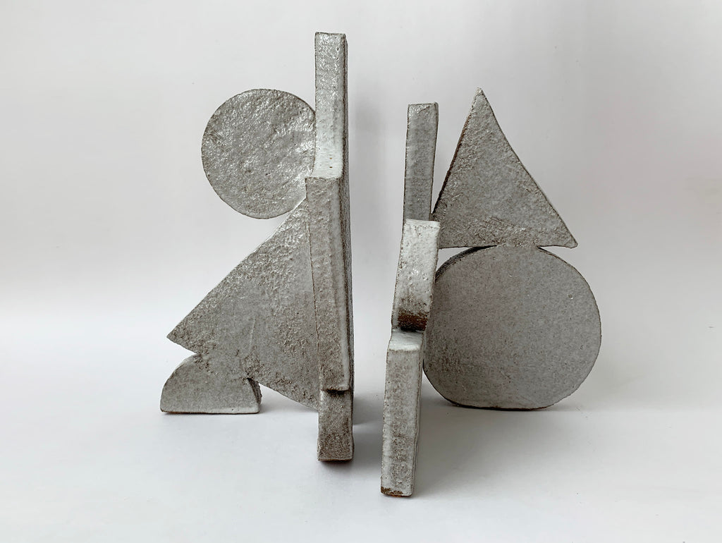 Sculpture Bookends