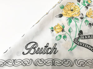 Embroidered Bandana