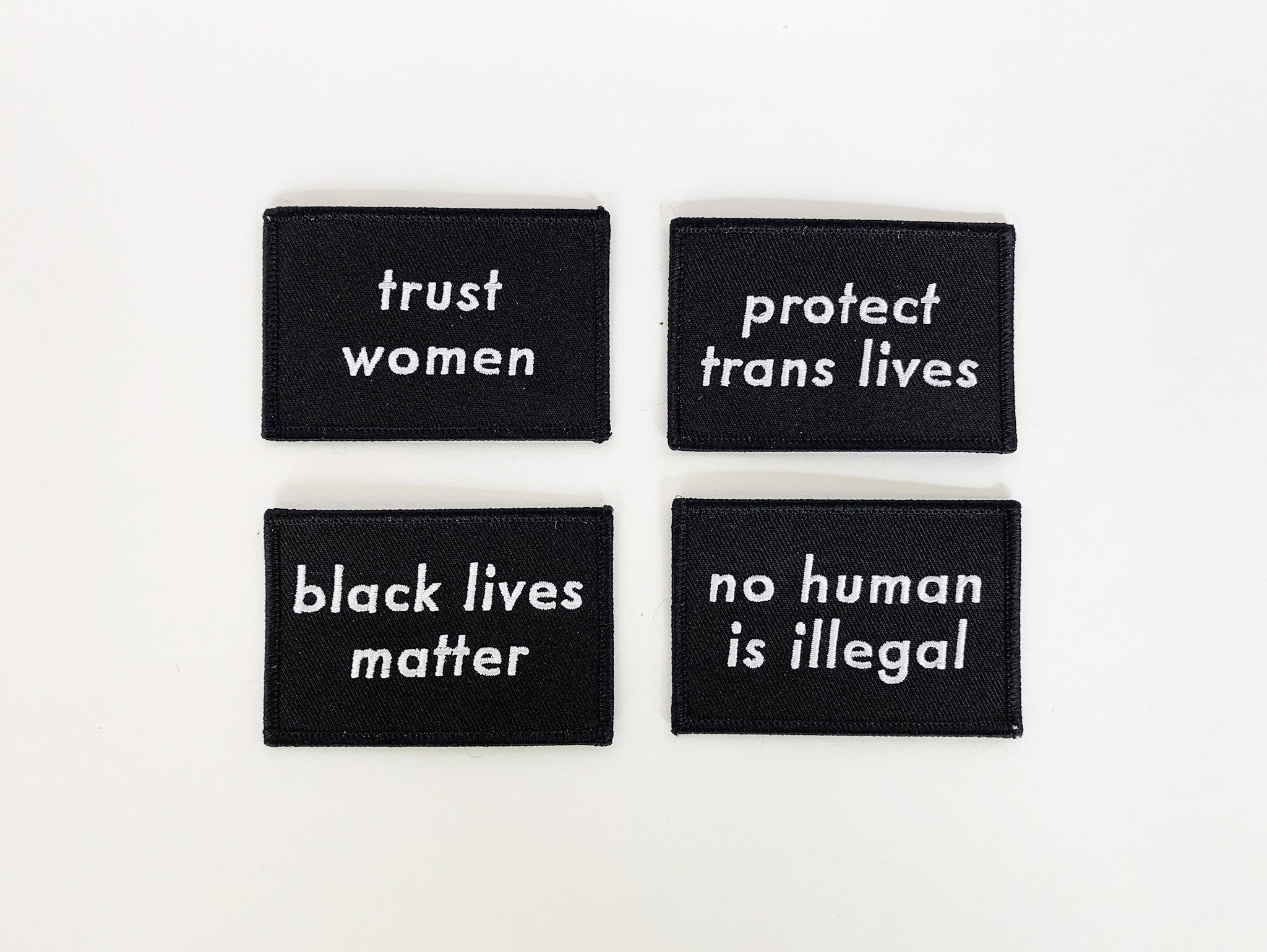Protect Trans Lives Patch