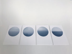Horizon Notecards