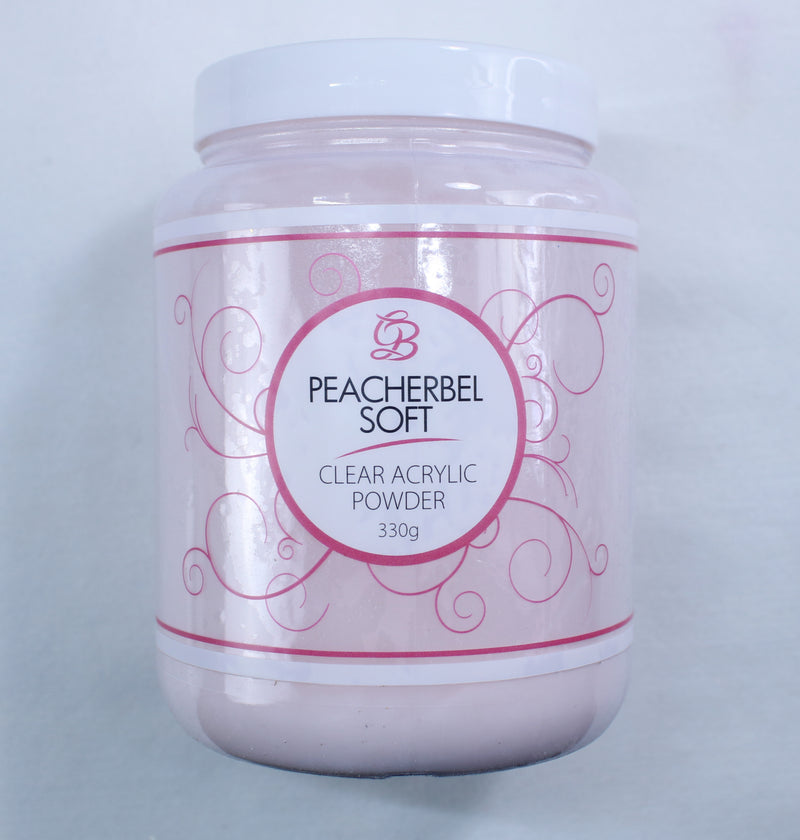 Peacherbel Soft 330g - The Nail Throne
