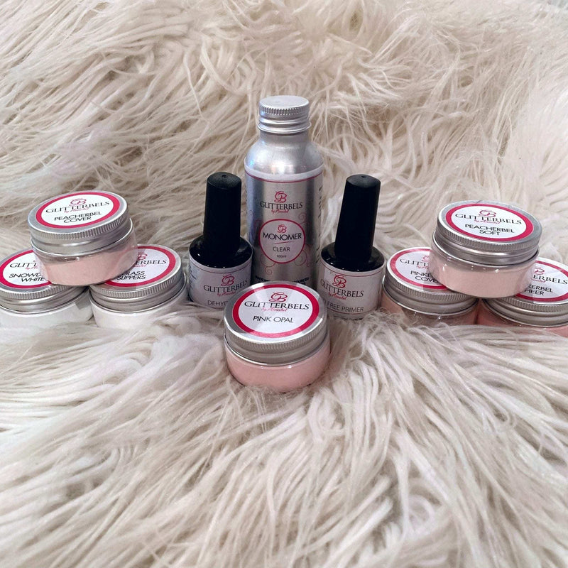 Glitterbels Acrylic Starter Kit - The Nail Throne
