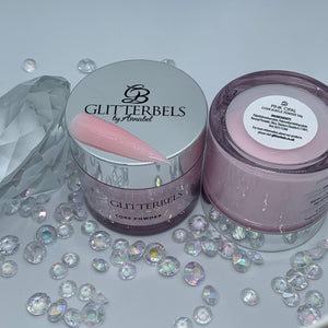 Glitterbels Pink Opal 56g - The Nail Throne