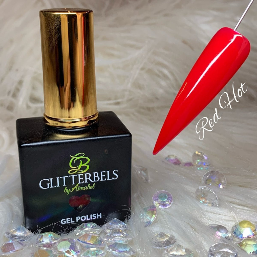 Red Hot 17ml - The Nail Throne