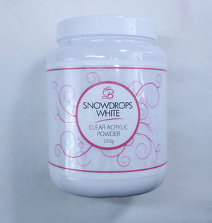 Snowdrops White 330g - The Nail Throne