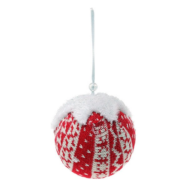Christmas Baubles Red 112263