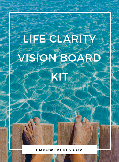 Life Clarity Vision Board Kit