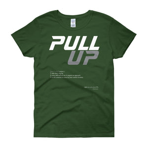 """Pull Up"" T-shirt"