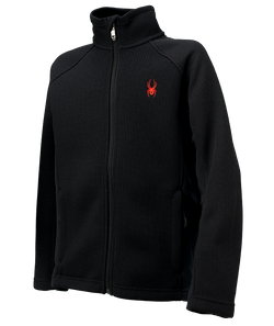 Spyder Constant Full Zip Mid Weight Core Sweater 2015-Boys