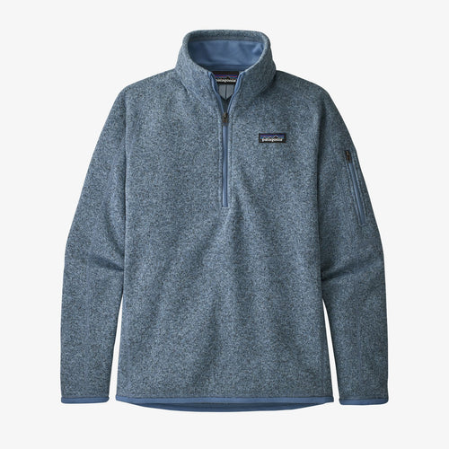 Patagonia Better Sweater 1/4 Zip Fleece 2021 - Women's