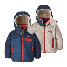 Patagonia Baby Reversible Tribbles Hoody 2020 - Infants'