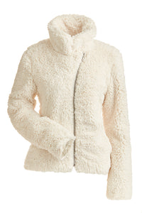 Nils Lisie Short Fuzzy Jacket 2020 - Women's
