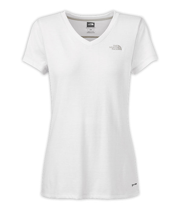 The North Face Short Sleeve RDT V-Neck 2014 - Women's