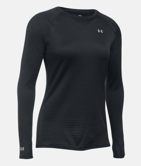 Under Armour Base 2.0 Crew - Women's