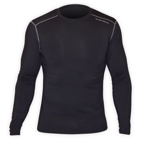 Hot Chillys Micro-Elite Chamois Crewneck