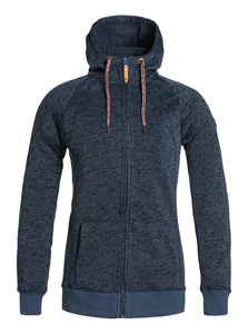 Roxy Resin Knit Zip-Up Hood 2016 - Women's