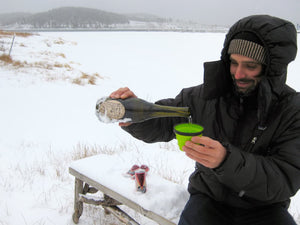 How to Bury Your Wine in the Snow (and Other Boozy Tips from a Snowboarding Sommelier)
