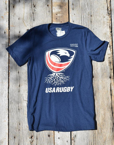 USA Rugby Roots by WYR