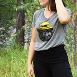 Smokey Hat Women's V-Neck