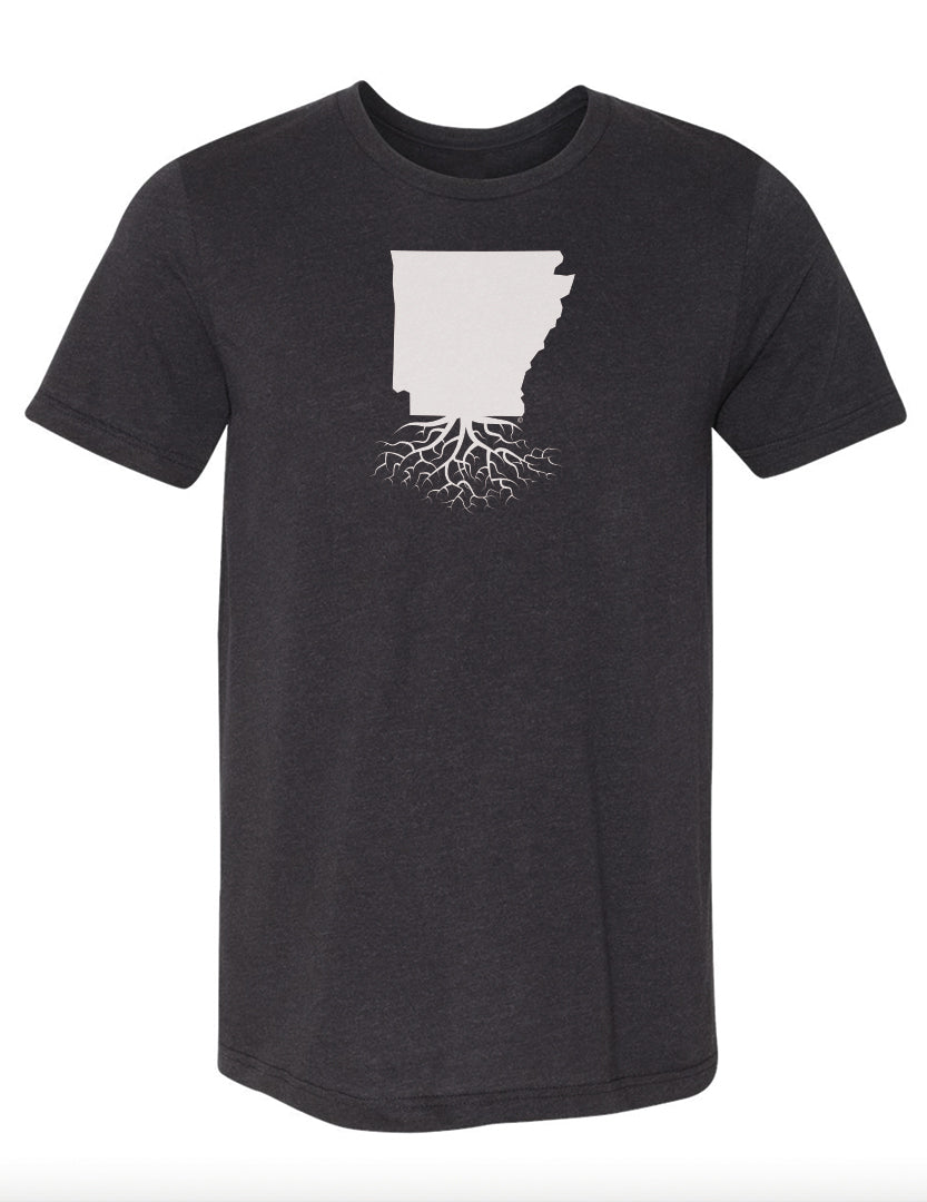 Arkansas Men's Crewneck Tee