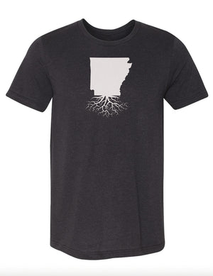 Arkansas Men's Tri-Blend Crew