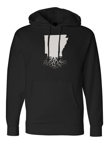 Arkansas Unisex Heavy-Weight Pullover Hoodie