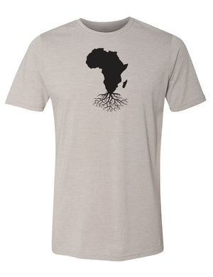 International Roots | Men's Poly Cotton Sublimation Crew