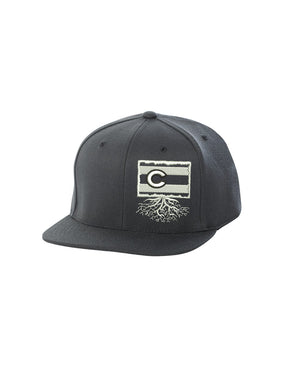 Colorado Roots FlexFit Snapback