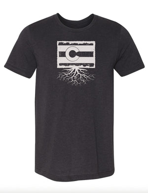 Colorado Men's Tri-Blend Crew