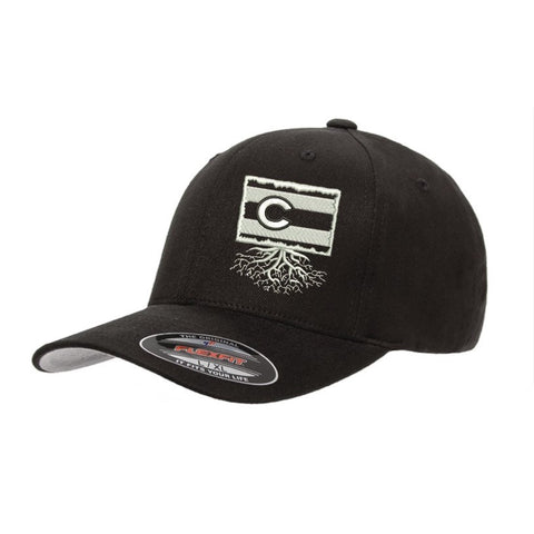 Colorado Roots Structured Flexfit Hat