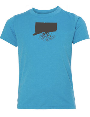 Connecticut Youth TriBlend Tee