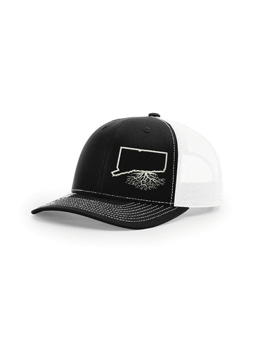 Connecticut Snapback Trucker Hat