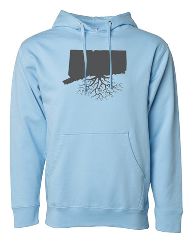 Connecticut Mid-Weight Pullover Hoodie