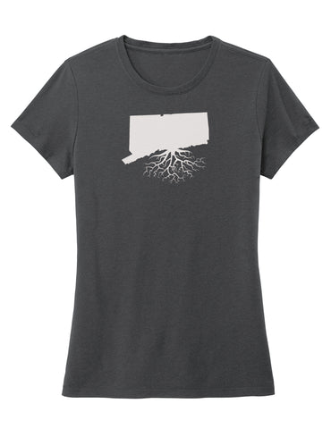 Connecticut Women's Crewneck Tee