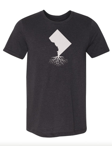 Washington DC Men's Tri-Blend Crew