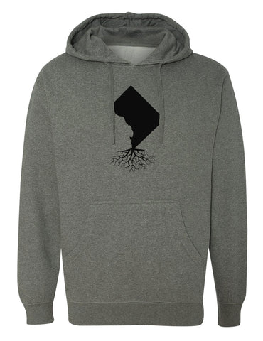 Washington DC Mid-Weight Pullover Hoodie