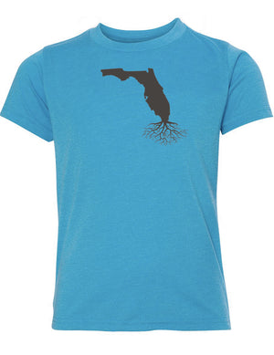 Florida Youth TriBlend Tee